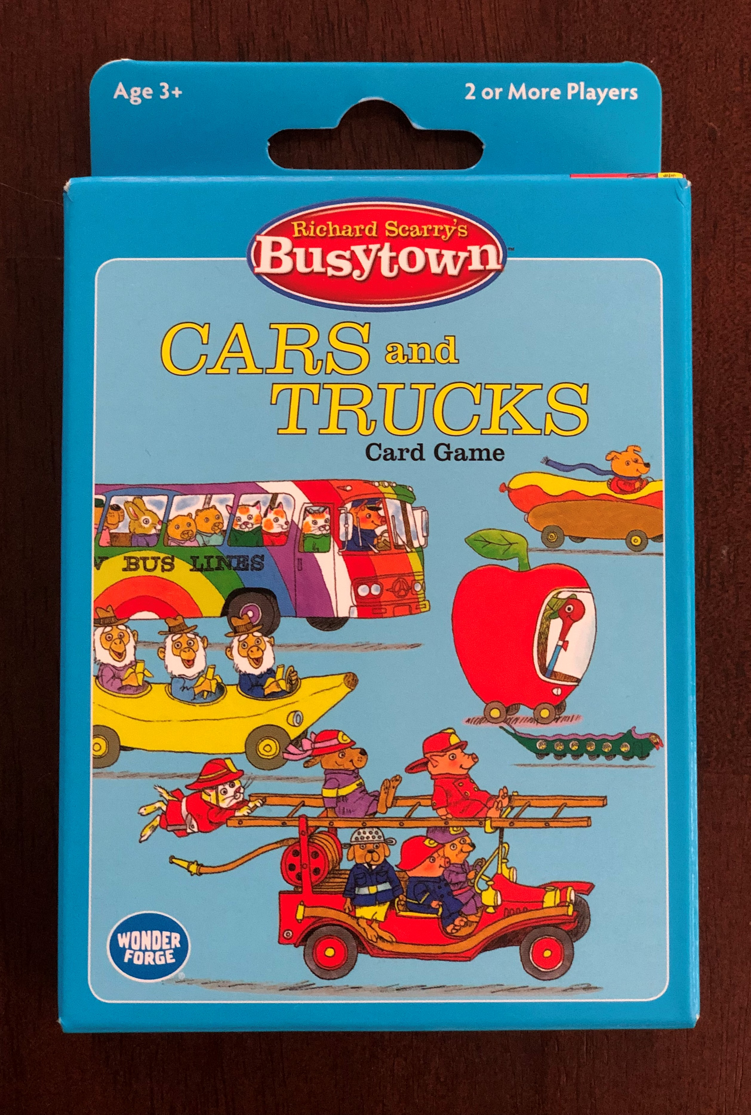 Busytown Cars and Trucks