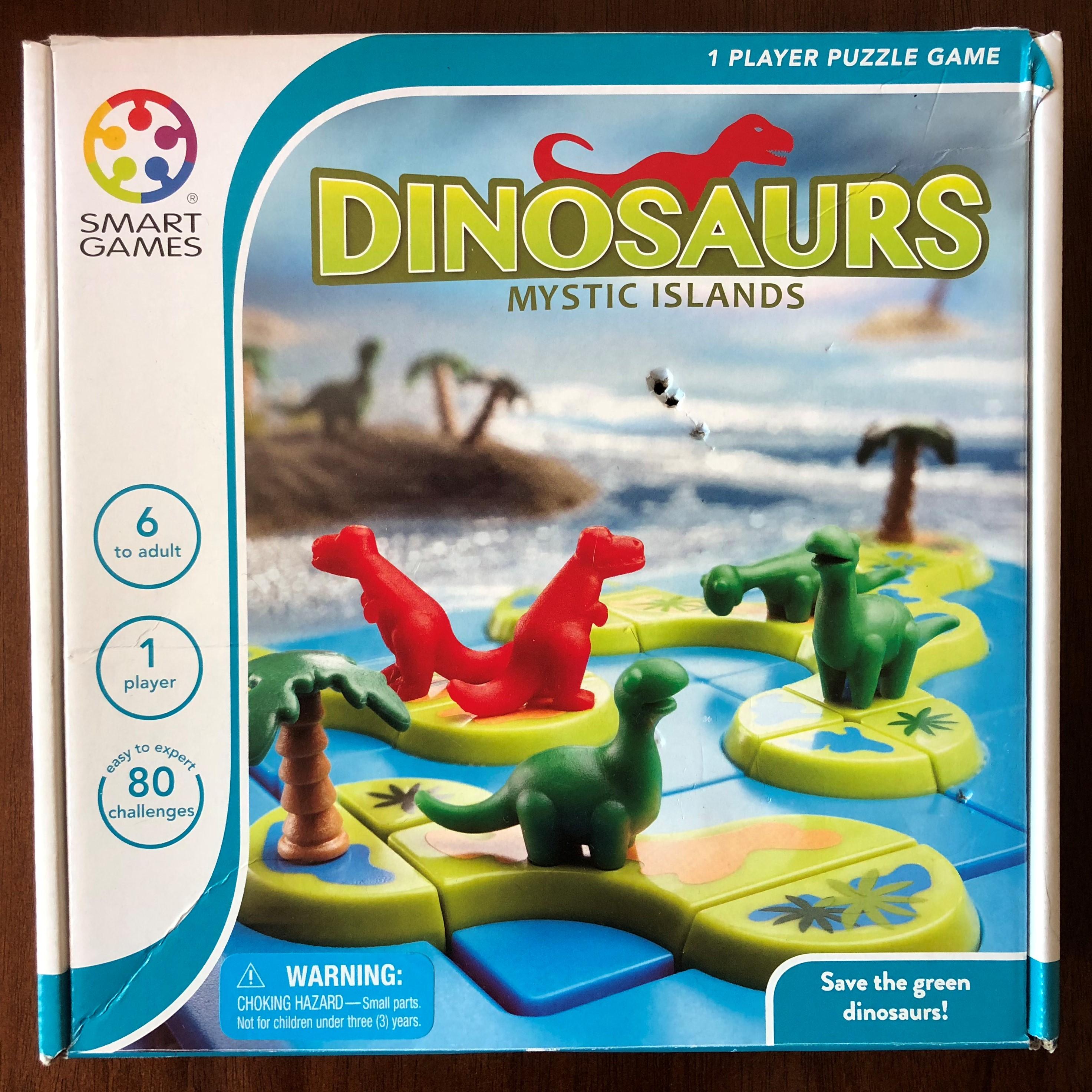 Dinosaurs Mystic Islands