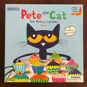 Pete the Cat The Missing Cupcakes Game.J