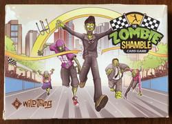 Zombie Shamble 1
