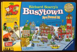 Busytown Eye Found It!