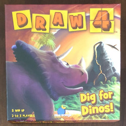 Draw 4 Dig for Dinos!