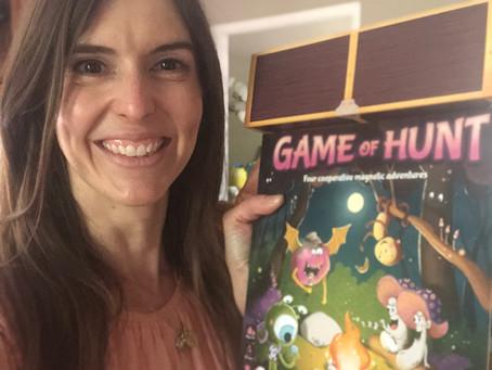 Game of Hunt - Coming to Kickstarter in September!