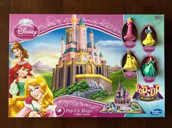 Disney Princess Magic Castle Game