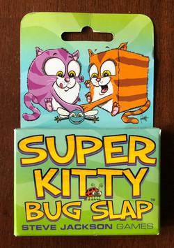 Super Kitty Bug Slap