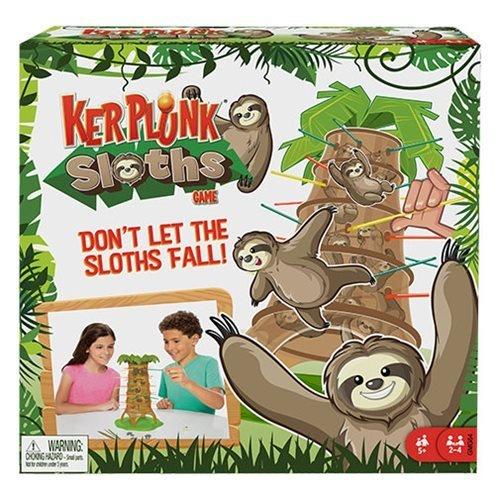 Kerplunk Sloths Game
