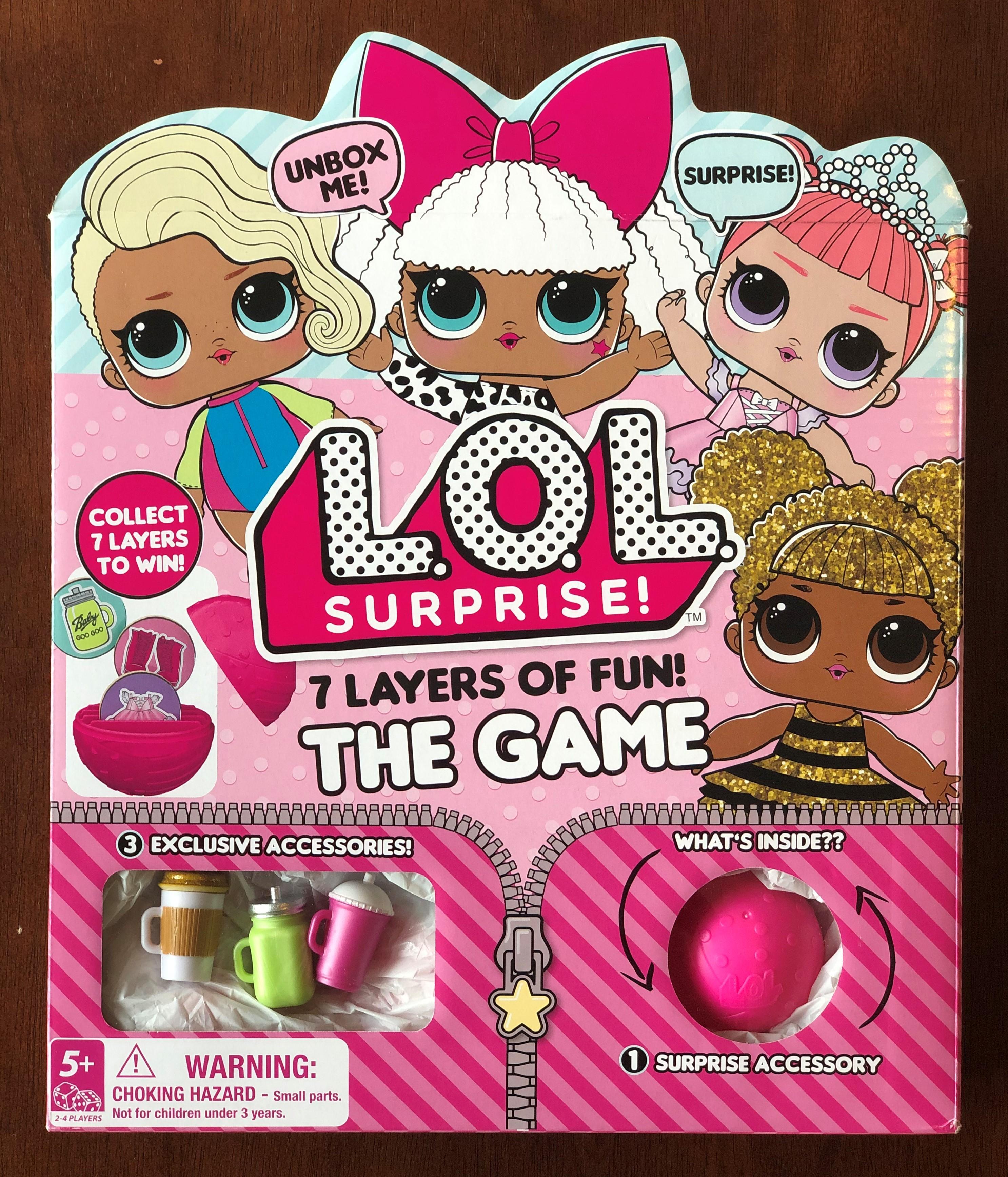L.O.L. Surprise! 7 Layers of Fun!