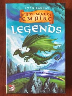 Eight-Minute Empire Legends