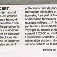 Echo Dordogne - Michel en Concert 2014.p