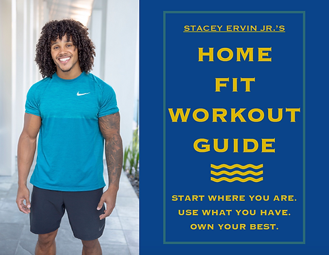 Home Fit Workout Guide