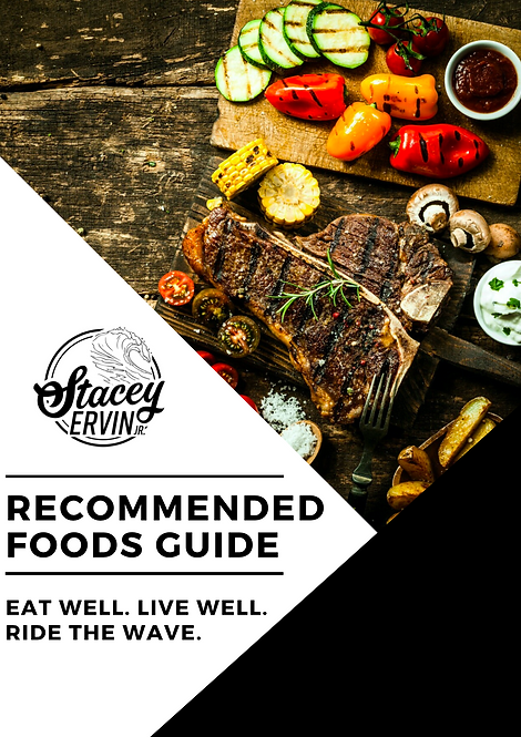 Recommended Foods Guide