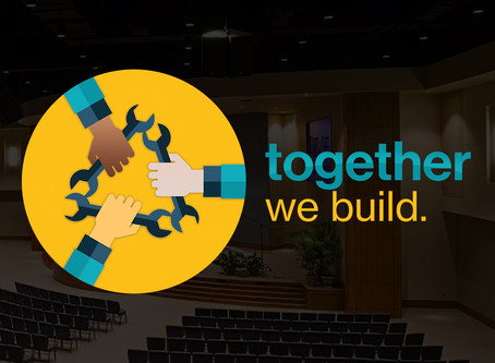 together we build.