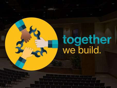 together we build.
