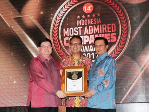 Dexa Medica Raih Penghargaan Indonesia Most Admired Companies Award 2017