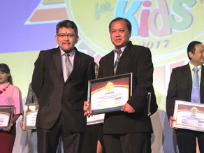 STIMUNO Raih Penghargaan Top Brand for Kids 2017