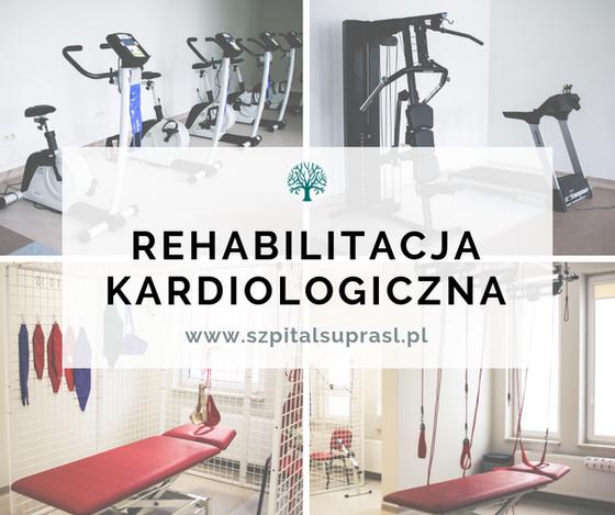Rehabilitacja kardiologiczna - jakie zabiegi ?