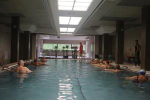 Komunikat o jakości wody w basenie
