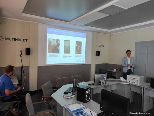 Технічний семінар-тренінг для будівельників