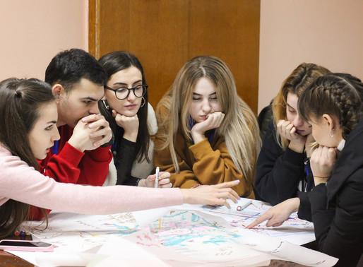 """Зимова """"Школа урбаністики - 2020"""""""