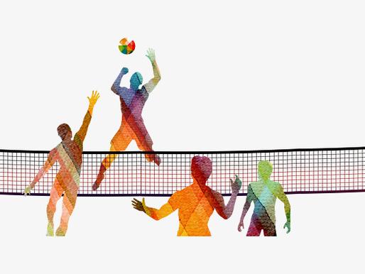 """З 26 лютого починаються змагання з волейболу спартакіади ДВНЗ """"КНУ"""" серед збірних команд факультетів"""