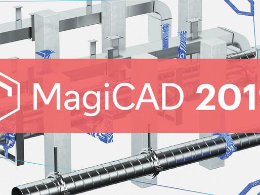 Впровадження в навчальний процес ліцензійного програмного продукту MagiCAD для AutoCAD