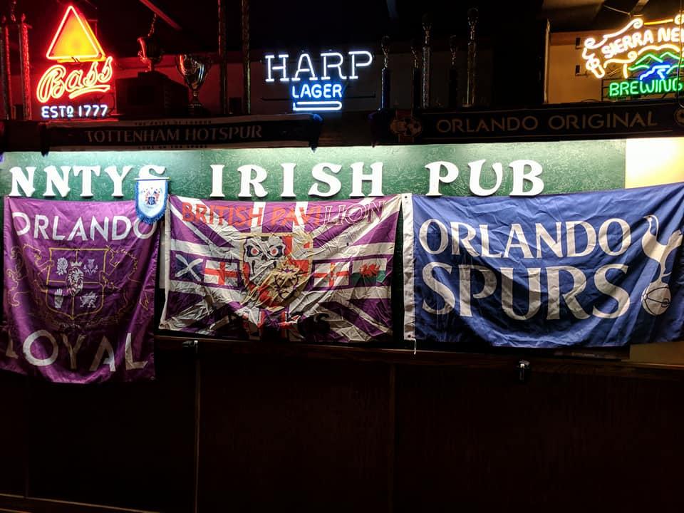 McGinnty's Irish Pub