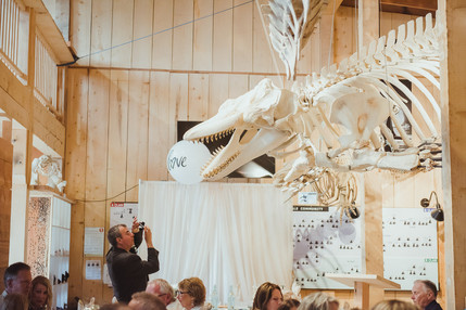 Telegraph Cove BC Wedding