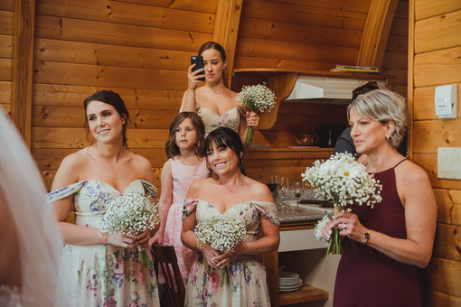 Dad of the bride first look. Top 10 Reasons Why you should hire a Wedding Videographer