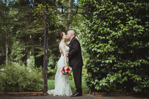 Campbell River BC Wedding Photographer Haig Brown House