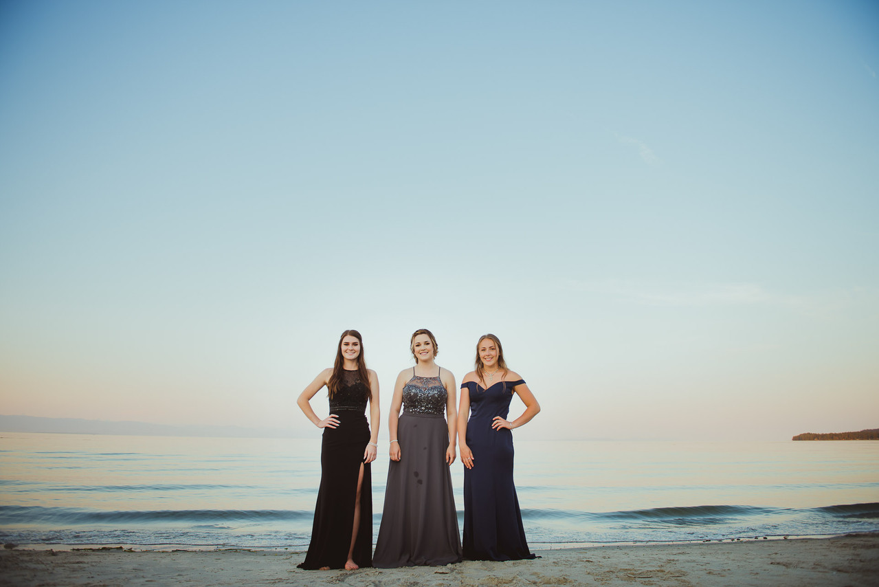 Graduation and Prom Photos in Campbell River BC