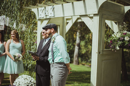 Campbell River Wedding Photographer at Haig Brown House Wedding Venue