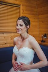 Oyster Bay Resort Wedding Bride getting ready