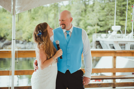 Telegraph Cove Wedding