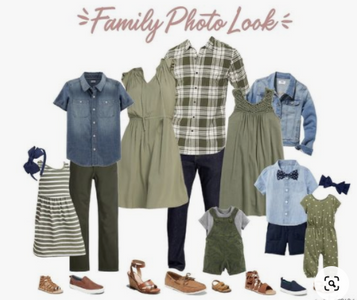 What Should I Wear during your Family Photoshoot