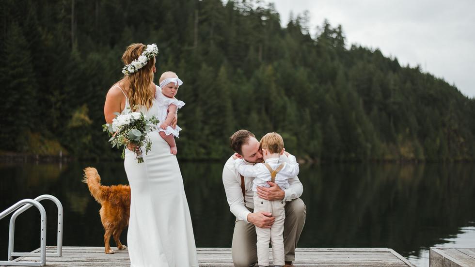 McIvor Lake Full Wedding Highlight Video. Wedding Videographer