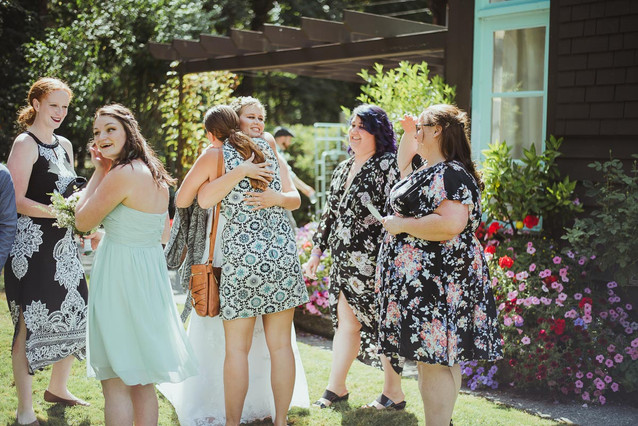 Outdoor Wedding Venues in Campbell River BC