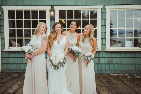 Wedding Photographer in Telegraph Cove BC