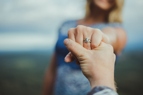 Engagement Photographer in Campbell River