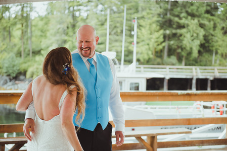 Telegraph Cove Wedding Photographer