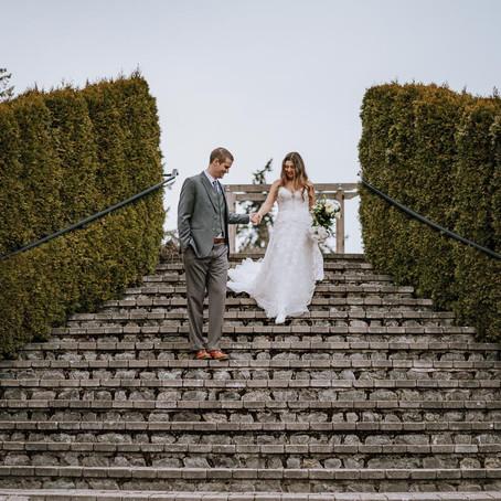 Full Wedding Gallery | Victoria, BC Micro Wedding | HCP Gardens