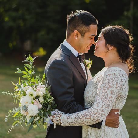 Micro-Wedding in Comox Valley, BC | Wedding Photography | Full Gallery