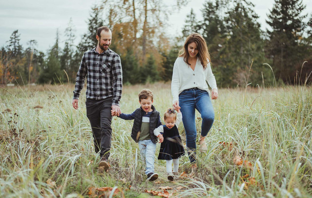 Family Photoshoot Outfit Ideas