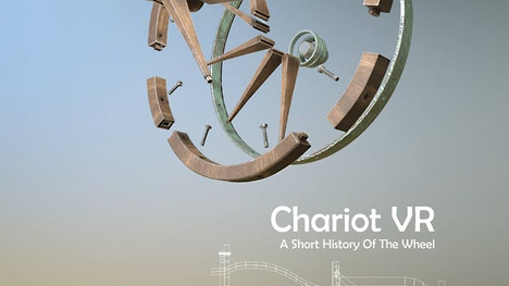 "Sound design for the virtual reality educational game ""Chariot VR"""