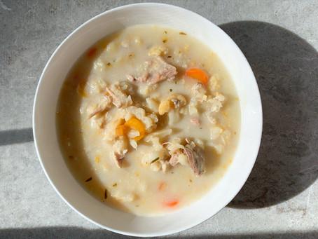 Hungarian Cauliflower Soup