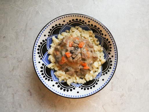Dad's Venison Stew