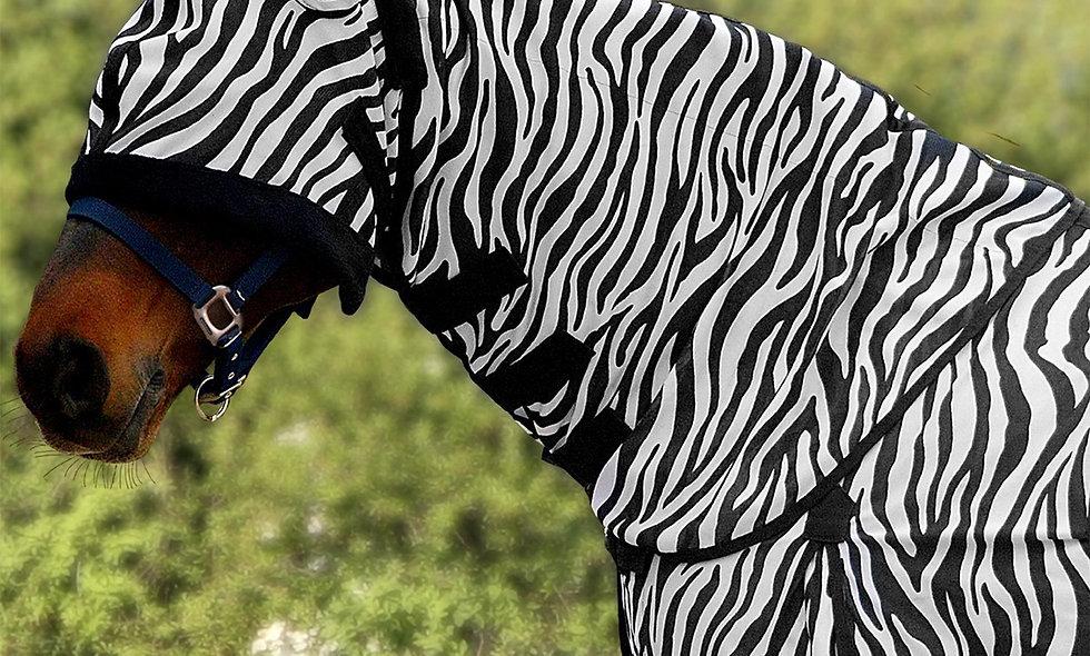 Neck Piece Zebra