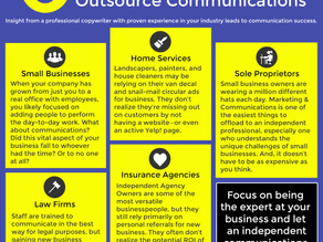 Five Businesses that Should Consider Outsourcing Their Communications
