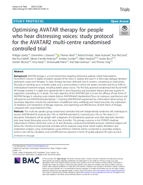 AVATAR2 Protocol Paper Published