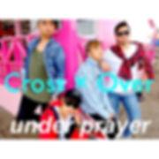 CROSS X OVER_ jacket.jpg