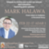 MegaShabbat 2019 Mark Halawa Advert.png